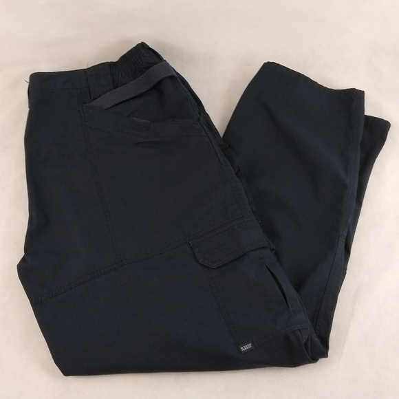 5.11 Tactical Other - 5.11 Tactical Series Pants Size 40 x 31 Navy Blue